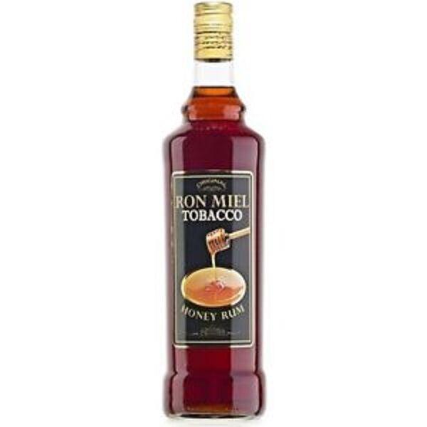 Rum Rhum Ron al miele Tobacco Tunel(1Litro)     100 cl  22 % vol. Spagna
