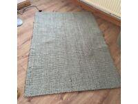 Ugly green rug