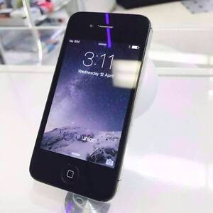 MULTIPLE MINT CONDITION IPHONE 4S 16GB WHITE/BLACK UNLOCKED Surfers Paradise Gold Coast City Preview