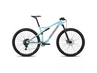 Specialized Men`s EPIC COMP Mountainbike - 2018 - gloss light blue rocket red