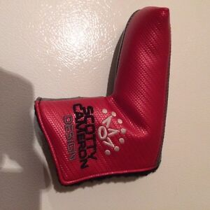 Scotty Cameron blade putter headcover