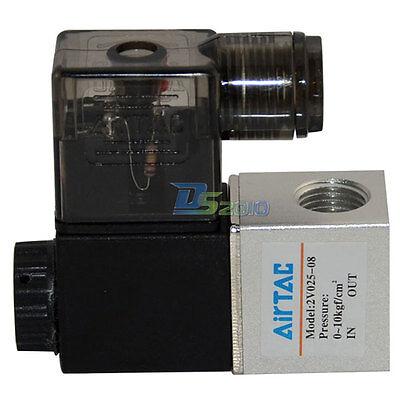 High Pressure Festo Mini 14 Pneumatic Electric Air Solenoid Valve 110v Ac