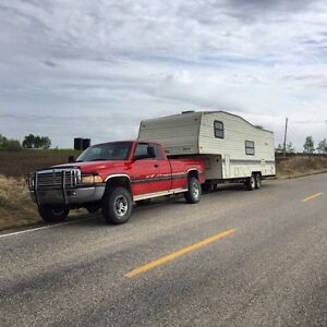 27ft terry fifth wheel