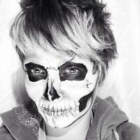Halloween makeup for your costume!