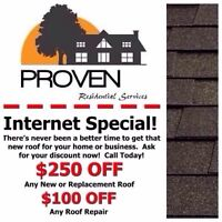 Free Roofing Consultation - SAVE