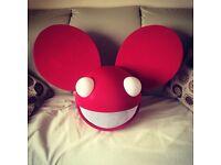 Red Deadmau5 Head