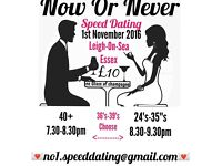Now Or Never Speed Dating