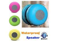 wireless shower speaker