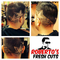 Robert's Fresh Cuts Cornwall- Now Accepting Credit/Debit Cards