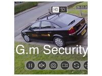 Nightvision 1.3mp ahd cctv security systems