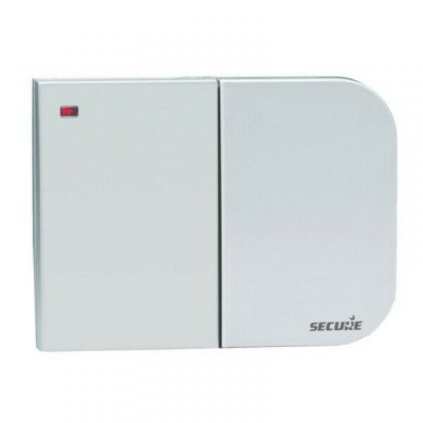 SECURE - Z-Wave Boiler Actuator - Two Channels SSR302