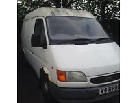 Wanted Mercedes sprinter/ Vito Ford transit year 94-00 Toyota hi ace Volkswagen LT