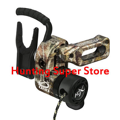 QAD Ultra Rest HDX RH Realtree Edge DVD and Free Pocket Knife Included for sale  Plattsburgh