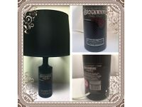 Brockmans Gin Lamp