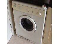 Tumble dryer 'White Knight' for parts/ scrap not working vented