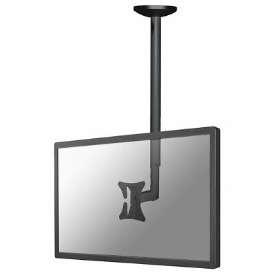 Newstar TV/Monitor Ceiling Mount for 10-30 Screen Height Adjustable - Black ()