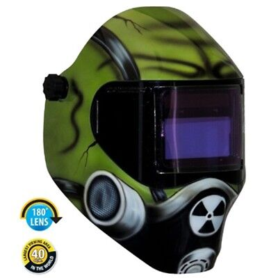New Save Phace Rfp Welding Helmet E Series 40sq Inch Lens 4 Sensor - Gassed