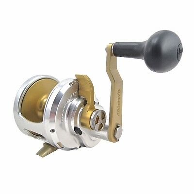 Accurate Fury FX-400X Single Speed Lever Drag Reel Free Shipping in USA!!