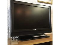 "Sony Bravia LCD 26"" Like new With Remote"