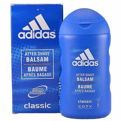 100 ml Adidas Classic Herrenduft ASB After Shave Aftershave Balsam Hydra