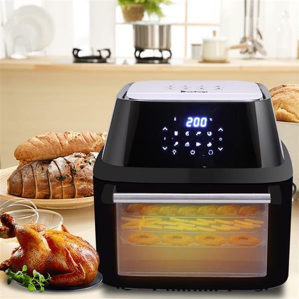 Versatile 1800W 16.91 quarts Large Capacity Air Fryer Oven R