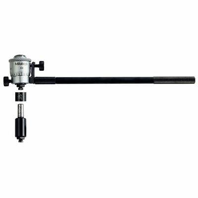 Mitutoyo 141-102 1-2 Interchangeable Rod Type Inside Micrometer Set