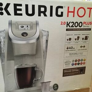 For Sale! Keurig K200 Plus Series Coffeemaker
