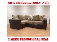 BARGAIN PRICE: New DQF Corner Deal ONLY £399
