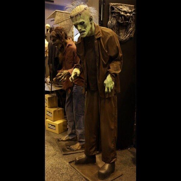 Distortions Unlimited MONSTER LEGEND PROP Halloween