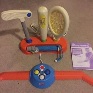 Fisher Price 3-in-1 Smart Sports game system