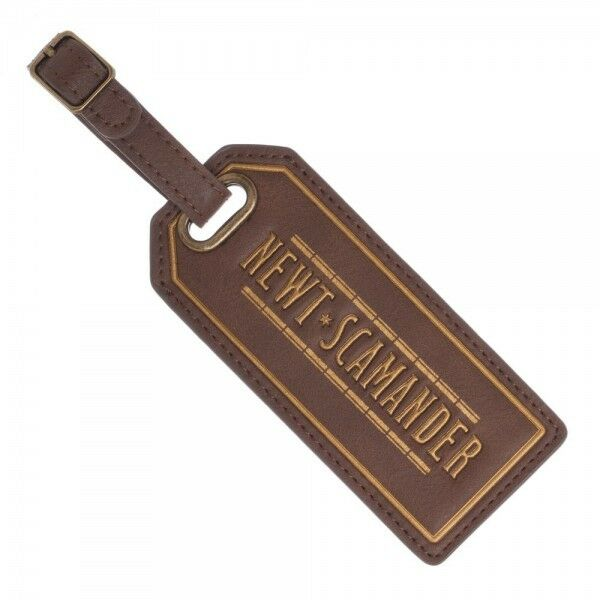 Luggage Tag - Fantastic Beasts and Where to Find Them Newt ...