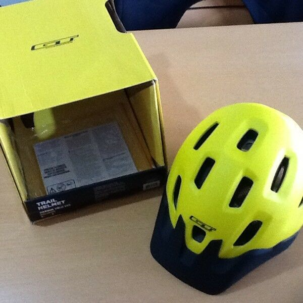 GT Avalanche mountain bike helmet