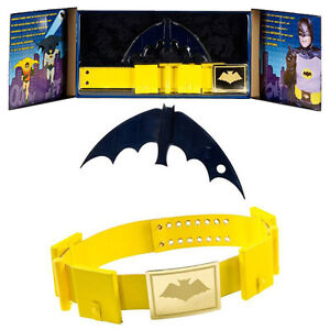 DC Classic 1966 TV Series Batman Utility Belt Prop in store!