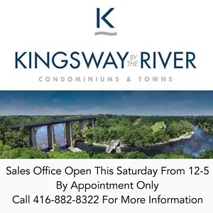 ***** KINGSWAY BY THE RIVER CONDOS PLATINUM PRE-SALE *****