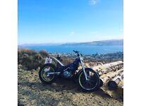 Scorpa 250 2007 trails bike / swap Motorcross bike