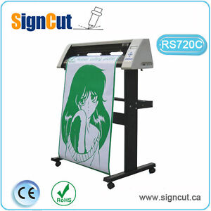 "24"" Vinyl Cutter Plotter RS720C"