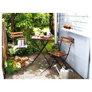 Bistro table & 4 chairs London Ontario image 1