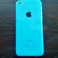 I phone 5 C 16 GB Blue mint condition Rogers