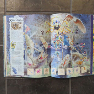 The Usborne Big Book of Fantasy Quests Kitchener / Waterloo Kitchener Area image 3