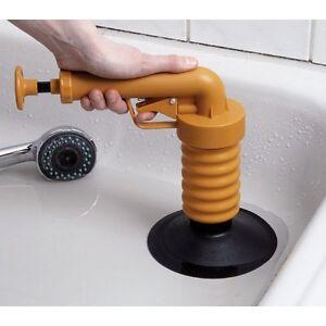 Drain Buster / Abflussfrei Rohrreiniger Abflussreiniger Rohrverstopfung N 562