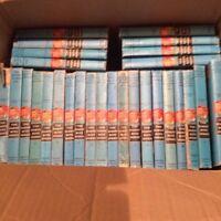 Hardy Boys detective hardcover books 29 books