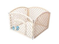 6 panel puppy / small dog play pen