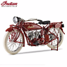 Indian Motorcycle 1:6-Scale Diecast 1920 Scout - Express Ship