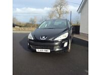 2009 Peugeot 308 *1 Full Years MOT, New timing belt fitted, Recently serviced*