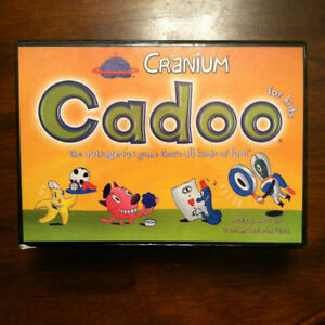 Cadoo--Cranium-type game for kids! London Ontario image 1