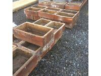 Clay trough
