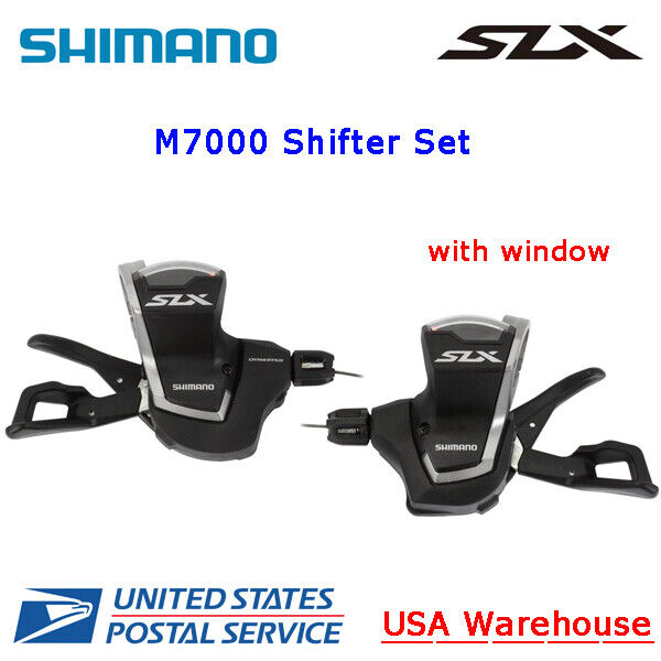 Shimano SLX SL-M7000 2/3x11 Speed Shifter Right/Left/Set with cable MTB