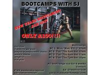 NEW YEARS BOOTCAMPS