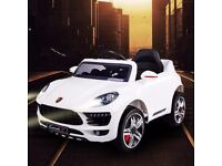 Porsche Cayenne style electric 12v ride on car with parental control(NEW)