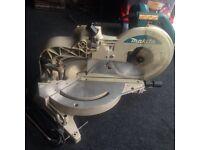 Makita LS1214L mitre saw